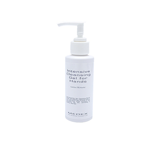 INTENSIVE CLEANSING GEL FOR HANDS 100 ML.