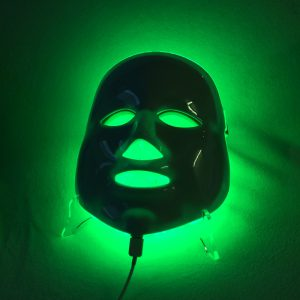 masker lumiere groen
