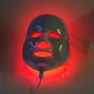 masker lumiere rood